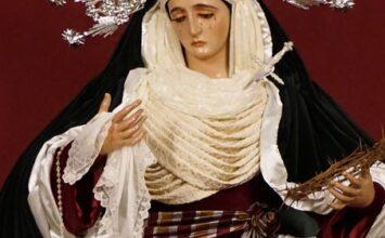 La Virgen de las Maravillas viste de hebrea