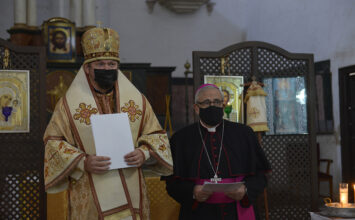 El templo de San Bartolomé será usado por la Iglesia Ortodoxa Rusa