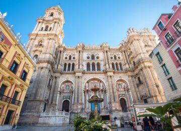 Misa del centenario de la Agrupación de Málaga