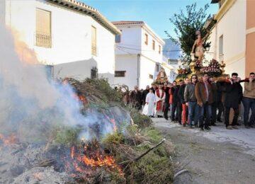 San Sebastián no saldrá en procesión por la provincia