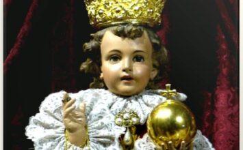 El Niño Jesús de Praga en Granada