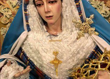 MOTRIL. La Virgen de la Misericordia de hebrea