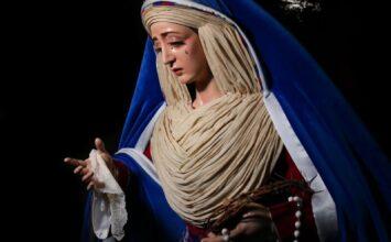 Ntra. Señora de la Luz de hebrea