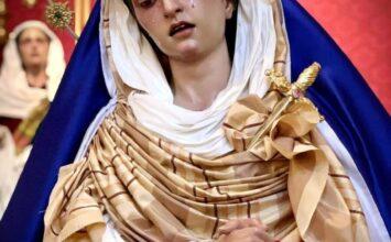 Ntra. Señora del Consuelo de hebrea