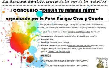 LOJA. Concurso infantil de dibujo