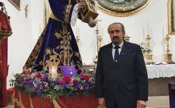 ALMUÑÉCAR. Medalla para el Nazareno