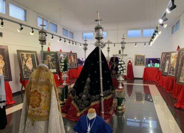MARACENA. Exposición de la Virgen de los Dolores