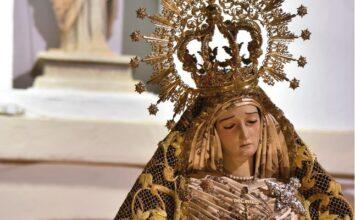 MARACENA. Presentado el cartel de la Virgen de los Dolores