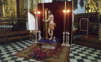 Jesús de la Paciencia recibió la veneración en San Matías