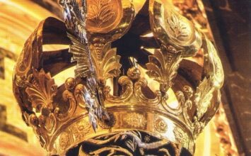 175 años de la corona de la Patrona