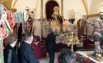 HUÉSCAR. Las cofradías vivieron la Semana Santa