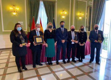 Entregados los Premios Sánchez Mesa