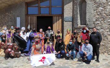 Virgen de la Cabeza sin 'moros y cristianos'