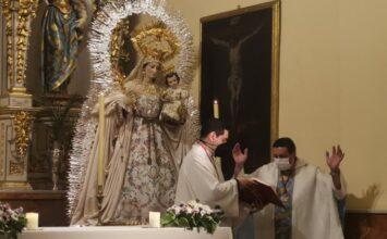 La Virgen de la Granada estrenó ráfaga