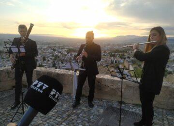 Aquí puedes ver el programa cofrade de PTV Granada