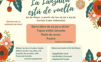Convivencia en la festiva de La Lanzada