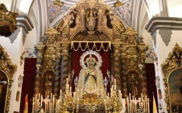 Insólita presentación de la Madre de Dios en las Comendadoras
