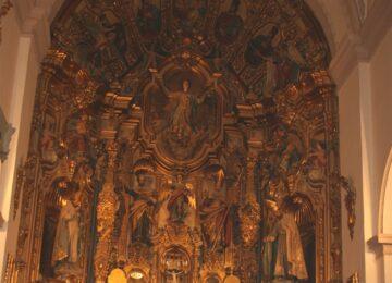Novedades en la restauración del retablo del Sacromonte