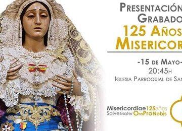 Grabado para la Virgen de la Misericordia