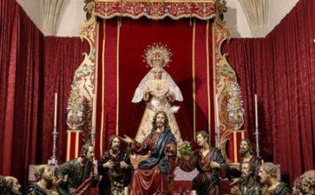 El Señor de la Santa Cena en veneración