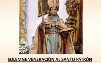 PELIGROS. Hoy, veneración a San Ildefonso