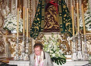 La Esperanza homenajea a una veterana hermana fallecida