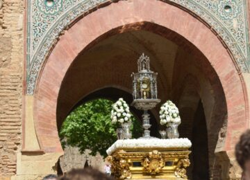 Hoy, Corpus Chico en la Alhambra
