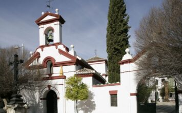 Detenido por causar daños en la ermita de San Isidro