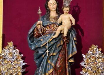 Finaliza la restauración de Ntra. Señora de la Paz