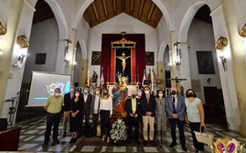 Presentada la restauración de Ntra. Señora de la Paz