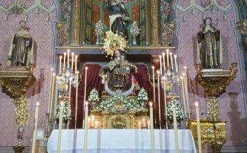 Hoy, festividad de la Virgen del Carmen