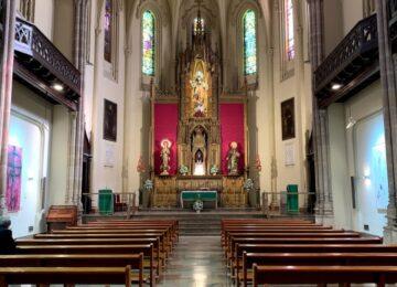 Indulgencia plenaria en la iglesia del Sagrado Corazón