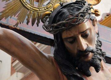 ALBOLOTE. Cultos al Cristo de la Salud, que no saldrá en procesión