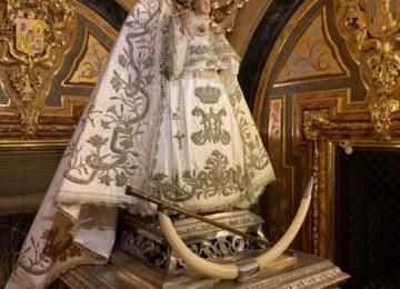 MOTRIL. Así se vivirán los cultos a la Patrona, sin procesión