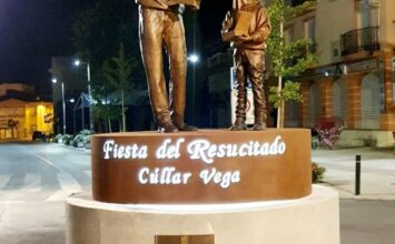 CÚLLAR VEGA. Monumento a la tradición del Domingo de Resurrección