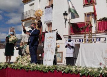 JÉREZ DEL MARQUESADO. La 'Tizná', alcaldesa perpetua