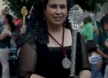 Fallece M. Carmen Navarrete, miembro de la Federación de Cofradías