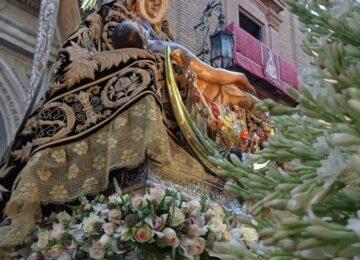 La Virgen pisó Granada