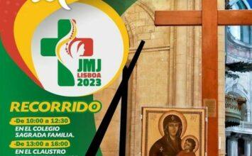 El 25 de octubre habrá un vía crucis por las calles de Granada