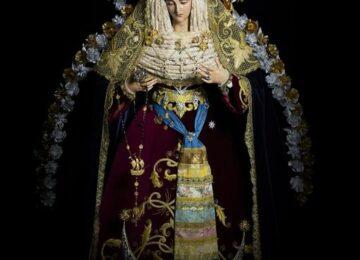 MOTRIL. Rosario con la Virgen de la Victoria hoy sábado