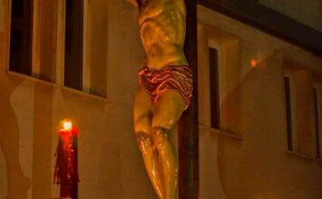 MOTRIL. El Cristo de la Buena Muerte presidirá el víacrucis oficial
