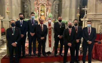 Celebrada la misa de apertura del curso cofrade